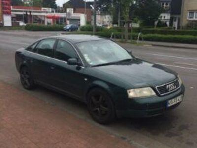 second-hand Audi A6 4b 2,7 biturbo