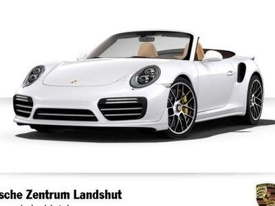 gebraucht Porsche 911 Turbo S Cabriolet 991 (911) ( UPE 244.000 Euro )