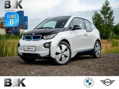 gebraucht BMW i3 eDrive 60Ah Schnell-Laden Wärmepumpe 1.Hand