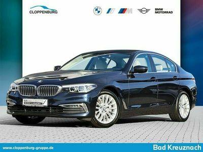 gebraucht BMW 530 d Limousine Head-Up HiFi WLAN Navi Prof. Shz