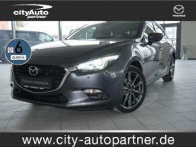 gebraucht Mazda 3 2.0 SKYACTIV-G 120 BM Sports-Line Bluetooth LED
