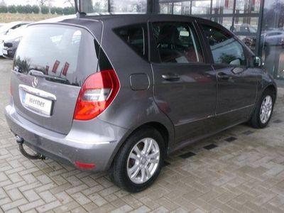 gebraucht Mercedes A180 CDI Avantgarde DPF (EURO 5) AHK