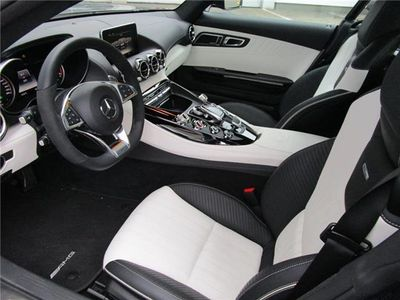 gebraucht Mercedes AMG GT S Mercedes- S **COMAND/LED/Memory/Panorama