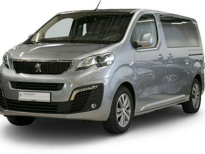 gebraucht Peugeot Traveller Traveller 2.0 BlueHDi Allure 180 L2 EAT8 HUD ACC