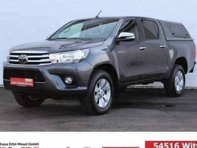 used Toyota HiLux Double Cab Comfort 4x4 2.4 D-4D