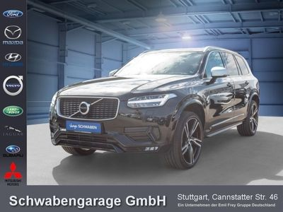 gebraucht Volvo XC90 D5 AWD Geartronic RDesign LED HuD Leder Navi