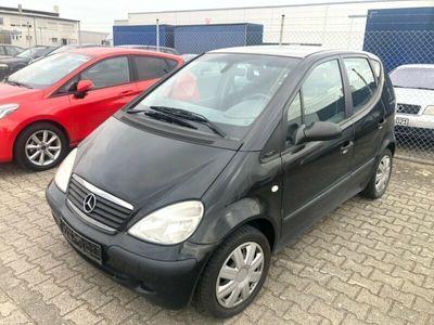 gebraucht Mercedes A140 EURO4;KLIMA;TÜV;GEPFLEGT