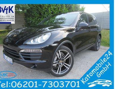 "käytetty Porsche Cayenne S Luftfederung Panoramadach Standheizung 21"" BOSE"