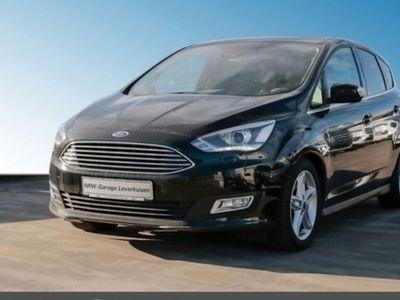 gebraucht Ford C-MAX 1.5 EcoBoost Titanium, Navi, Xenon, 17'' LMF, Rüc