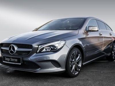gebraucht Mercedes CLA200 Shooting Brake Urban+LED+AHK+Navi+PDC