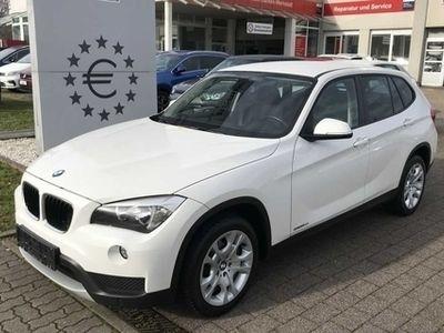 gebraucht BMW X1 sDrive16d*Klima\/SHZ\/PDC\/Radio-CD\/Scheckheft*