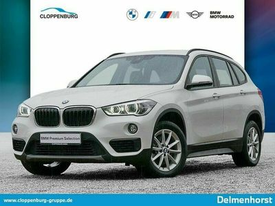 gebraucht BMW X1 xDrive20d Advantage Head-Up LED Klimaaut.