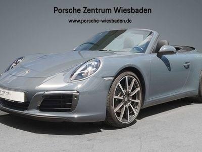 gebraucht Porsche 911 Carrera Cabriolet 991 20-Zoll, Bi-Xenon,