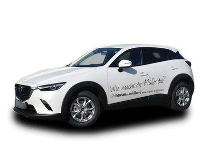 gebraucht Mazda CX-3 SKYACTIV-G 121 FWD 5T 6GS AL-EXCLUSIVE ACAA