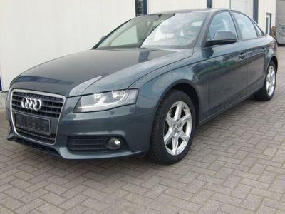 gebraucht Audi A4 2.0 TDI (DPF) Ambition 105 KW, NAVI MMI, AHK