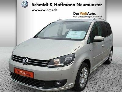 gebraucht VW Touran Life 2.0 TDI Klima PDC SHZ
