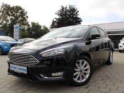 gebraucht Ford Focus Focus125PS Titanium Navi Winterp. Einparkass.