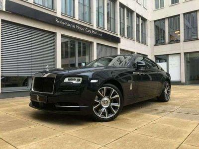 gebraucht Rolls Royce Wraith - Sapphire Black