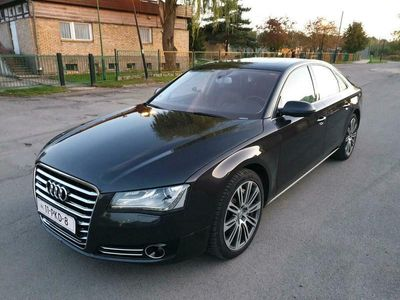 gebraucht Audi A8 D4 4.2 TDi, 350 PS*voll*guter zustand*scheckheft, quattro
