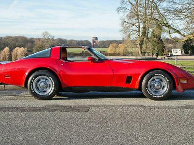 gebraucht Corvette C3 Targa schöner Zustand