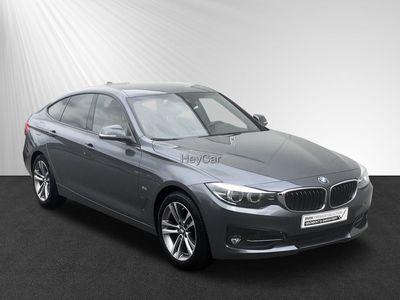 gebraucht BMW 320 Gran Turismo 3er i Sport Line Autom LED Navi PDC