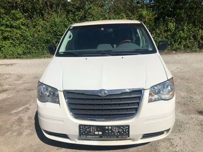 gebraucht Chrysler Grand Voyager Limited 2.8 CRD Autom.