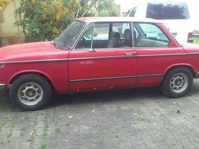 gebraucht BMW 2002 Automatic Matching Numbers