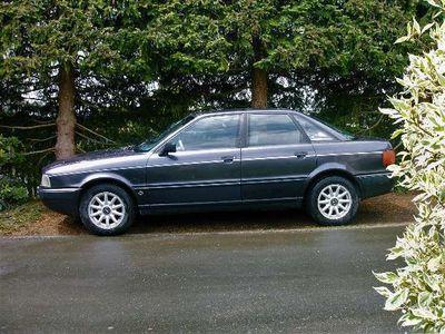 gebraucht Audi 80 Grundausstattung