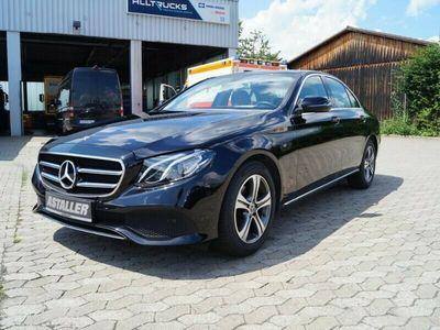 gebraucht Mercedes E200 Avantgarde+Kam+Led Hi+Totw.+DAB+Sitzkomf