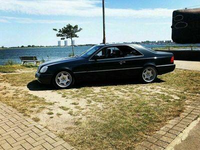 gebraucht Mercedes CL500 500 SEC C140 V8 *S 500