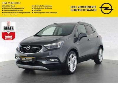 gebraucht Opel Mokka X ULTIMATE+LED-SCHEINWERFER+NAVI+KAMERAS+SITZ-/LENKR