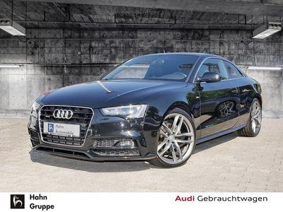 gebraucht Audi A5 Coupé 3.0TDI qu. S-line Tip Navi Xen Tempo