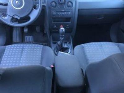 gebraucht Renault Mégane 1,9 dci Navi,Tempomat,Klima