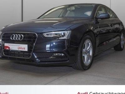 gebraucht Audi A5 Sportback Sport 2.0 TFSI multitronic Navi Xenon Sch ACC SideAssist Leder Kamera Automatik Keyless