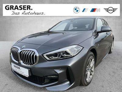 gebraucht BMW 118 i M Sport LED WLAN Tempomat Klimaaut. Shz