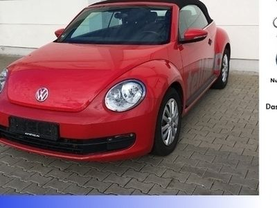 usado VW Beetle 2.0 TDI Cabriolet Sitzheizung PDC
