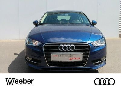 gebraucht Audi A3 Sportback 1.4 TFSI Attraction PDC LM Klima