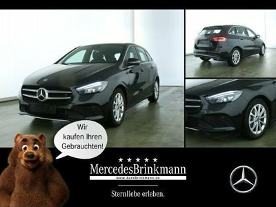 gebraucht Mercedes B180 d PROGRESSIVE/LED/MBUX/COMAND/SHZ Klima