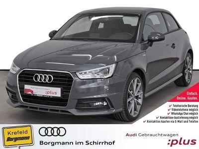 gebraucht Audi A1 Sportback 1.4 TFSI S line Sport+Exterieur MMI