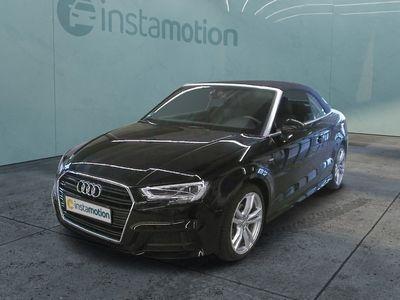 gebraucht Audi A3 Cabriolet A3 35 TFSI 2x S LINE LED BuO NAVI
