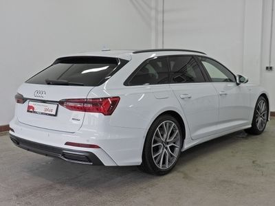 gebraucht Audi A6 Avant sport 45 TFSI quattro S tronic S line,