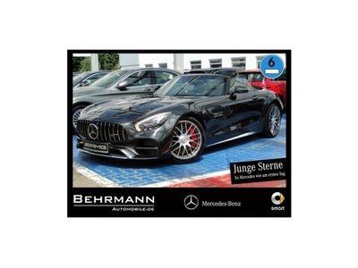 gebraucht Mercedes AMG GT C ++Abgasanlage schaltbar+AMG-Sportpaket+