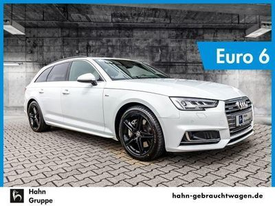 gebraucht Audi A4 Avant 3.0TDI S-Line Qu Climatr Navi AHK LED