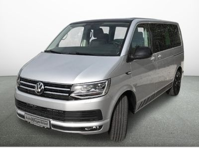 gebraucht VW Multivan T6Edition 2.0 TDI SPORTPAKET+AHK