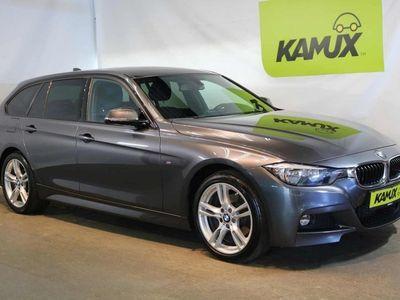 gebraucht BMW 320 d xDrive M Sport Steptronic +Navi +Shadow Line +2x PDC +USB / AUX
