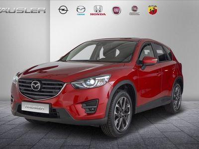 gebraucht Mazda CX-5 Sports-Line AWD mit LED Scheinwerfer, Navi und Rückfahrkamera
