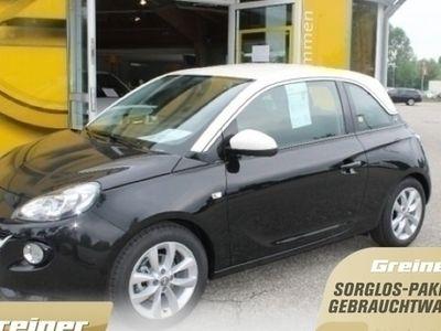 gebraucht Opel Adam 1.2 Jam SHZ|LRHZ|BLUETOOTH|KLIMA|PDC|ALUI