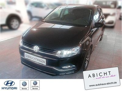 gebraucht VW Polo Allstar 1.4 TDI LM PDC KLIMA TEMPOMAT EU6