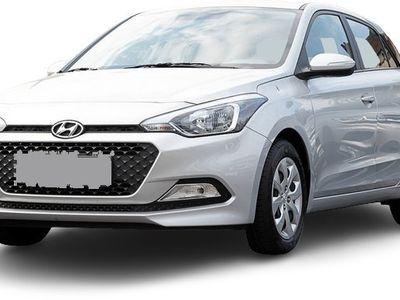 gebraucht Hyundai i20 i201.2 Basis Klima Shz eFh GJR