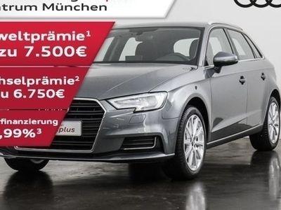 gebraucht Audi A3 Sportback 1.6 TDI design Navi/SitzHzg/PDC